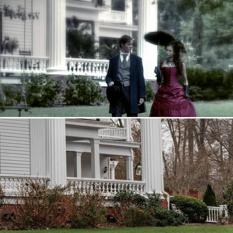 Vampire Diaries Twelve Oaks