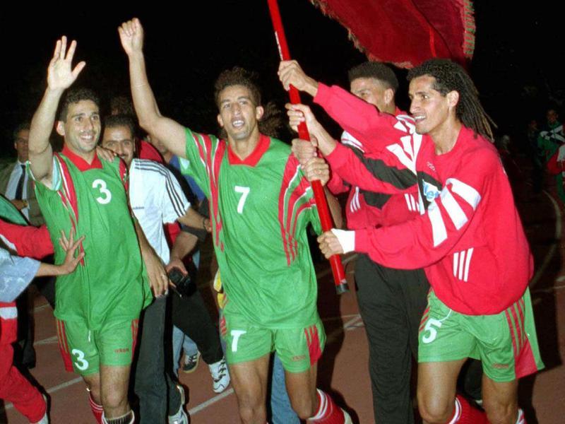 Abdelkrim Hadrioui, Mustapha Hadji, Triki