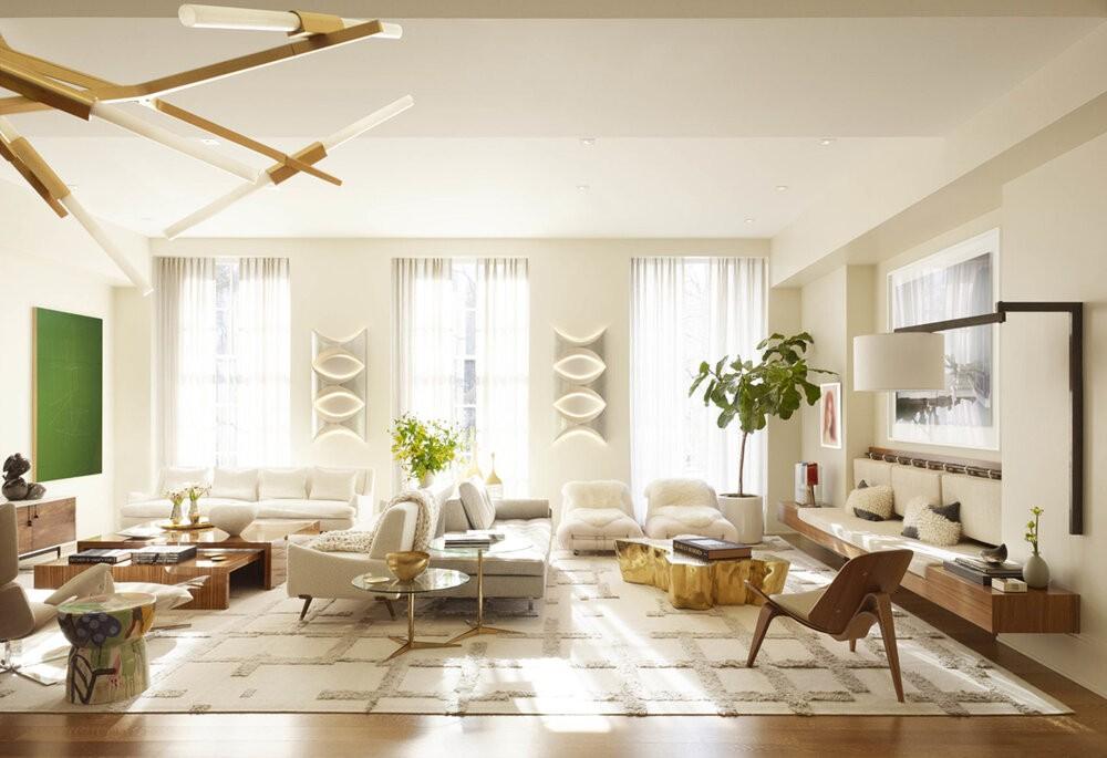 Jeff Gordon's apartment