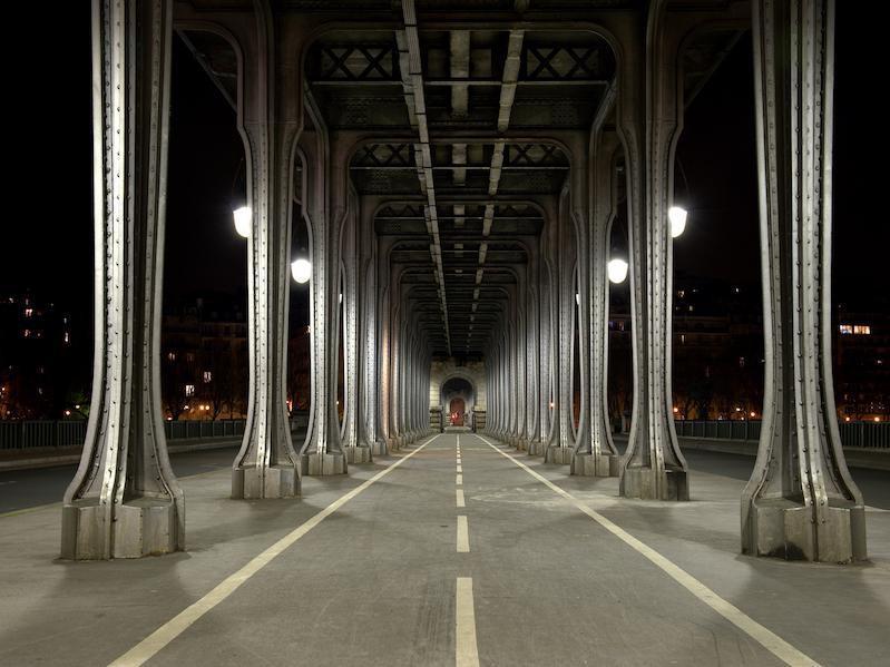 Pont de Bir Hakeim, Paris