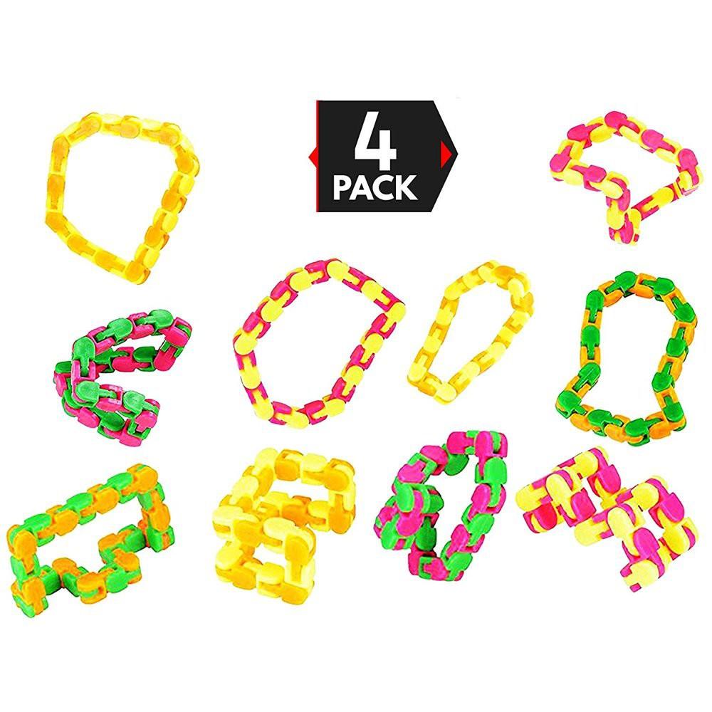 Wacky Tracks are fun fidget toys