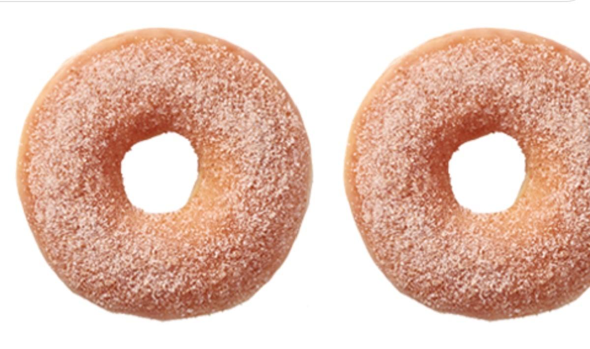 Glazed Cinnamon Donut