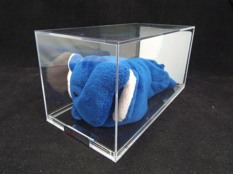 Peanut the Royal Blue Elephant