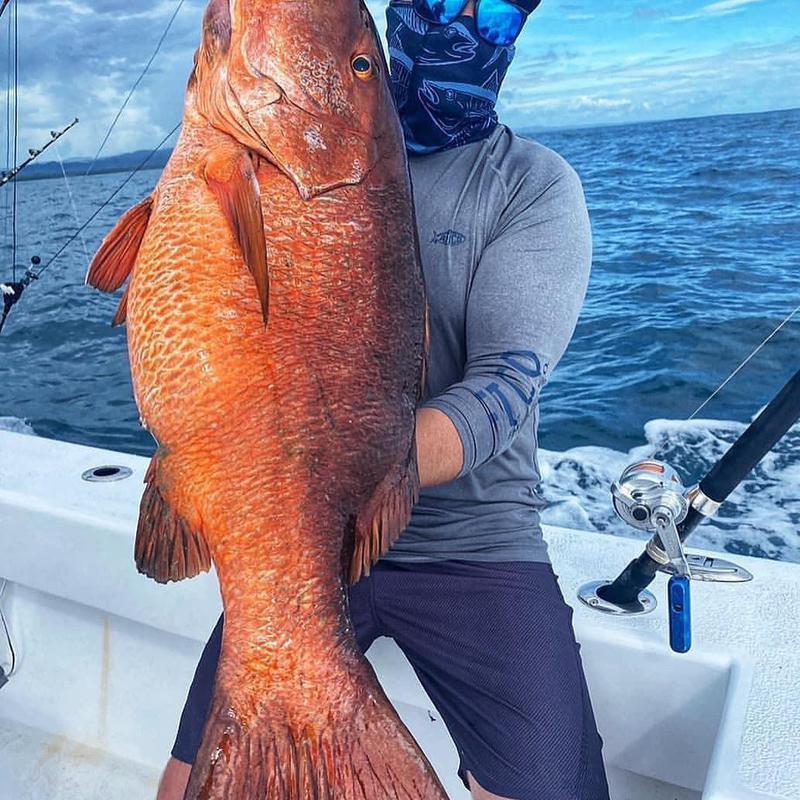 Catching a carp