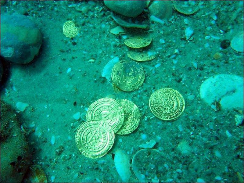 Caesarea gold