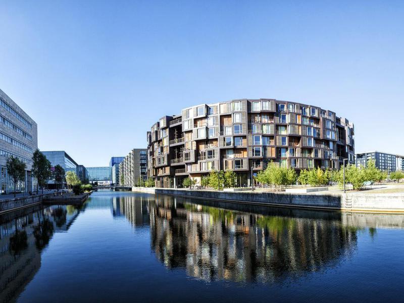 Tietgenkollegiet and the IT University in Copenhagen
