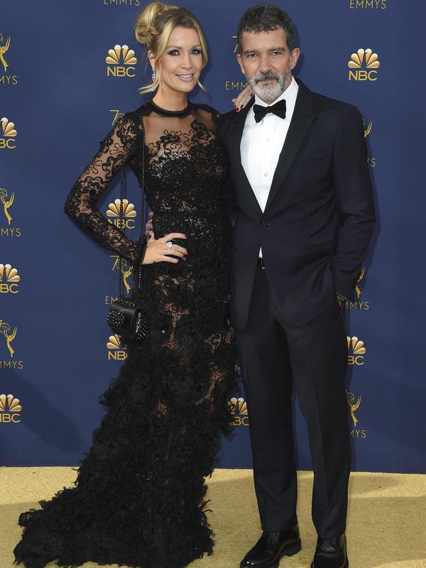 Nicole Kimpe & Antonio Banderas