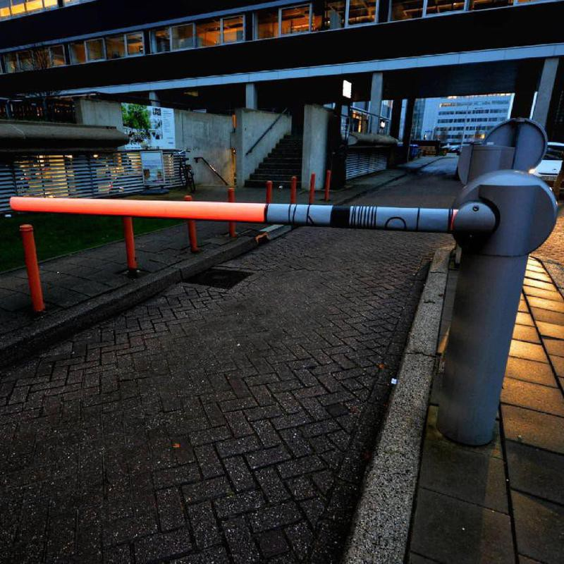 Star Wars street art in Amsterdam