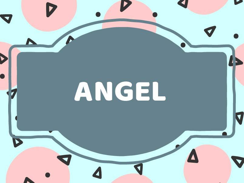 Angel cute baby name