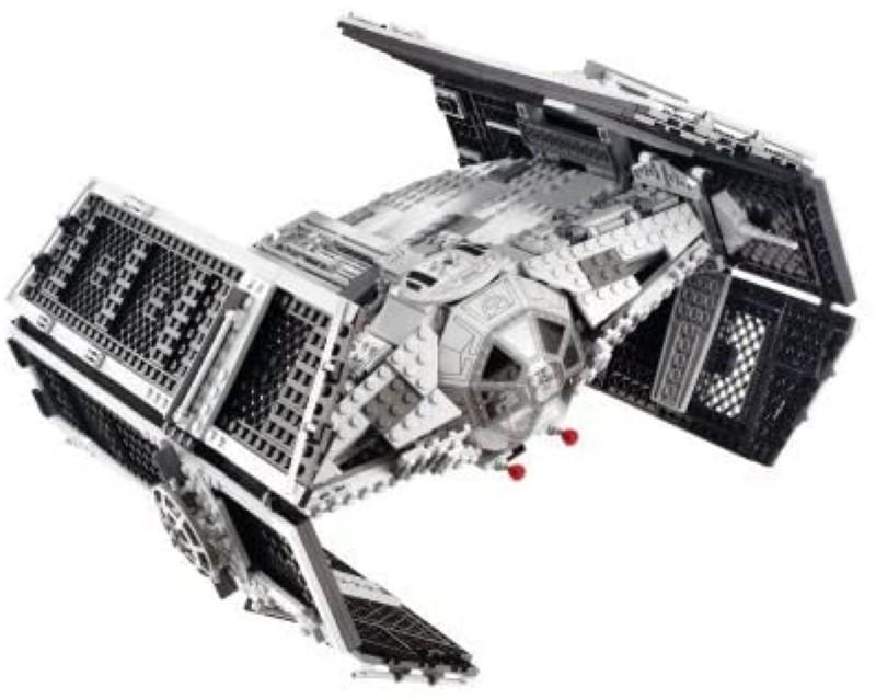 LEgo 10175 Darth Vader's TIE Advanced