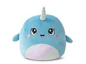Brittany the Narwhal Squishmallow