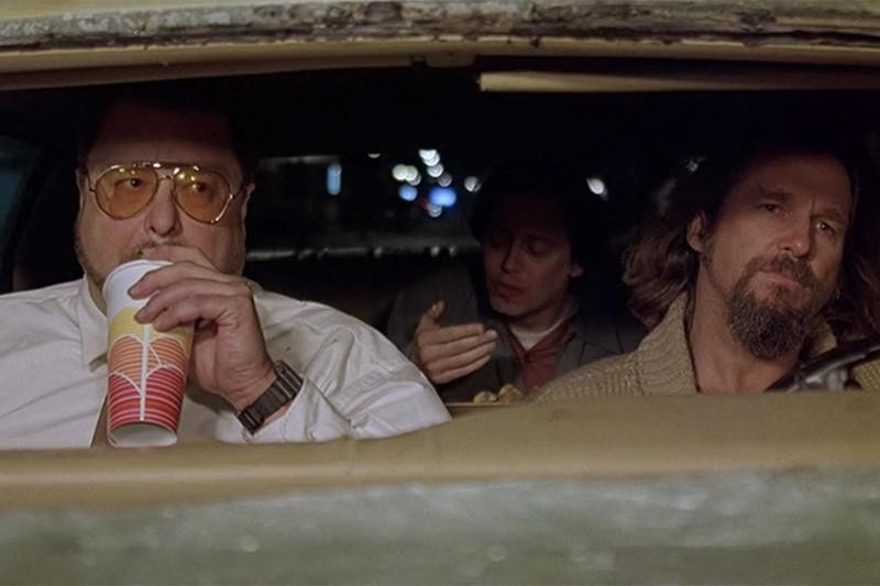 Walter, Donny and the Dude