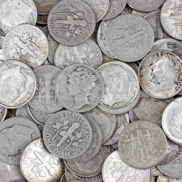 These 20 Dimes Are Worth a Combined $6.1 Million