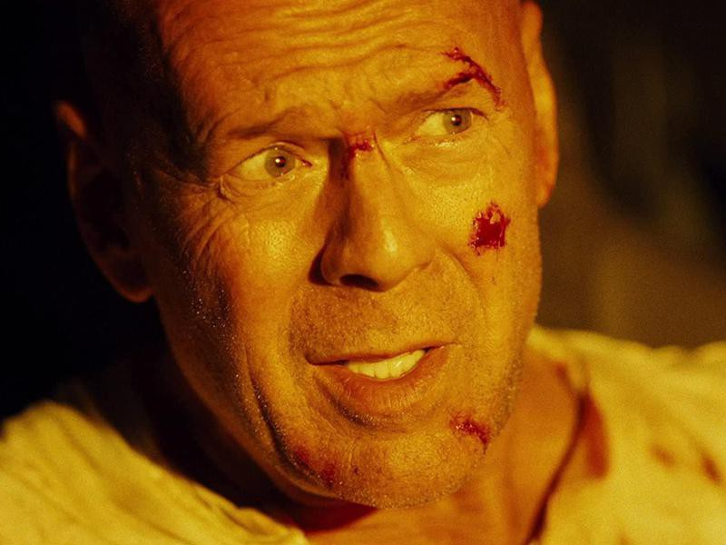 """Bruce Willis in """"A Good Day to Die Hard"""""""