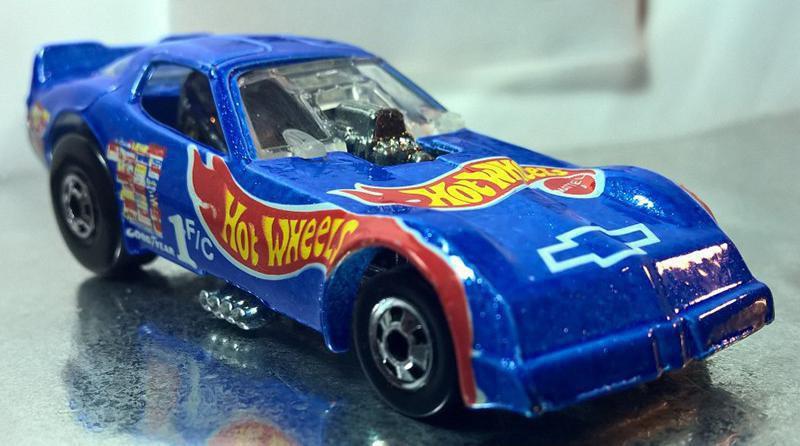 1995 Collector #271 Funny Car