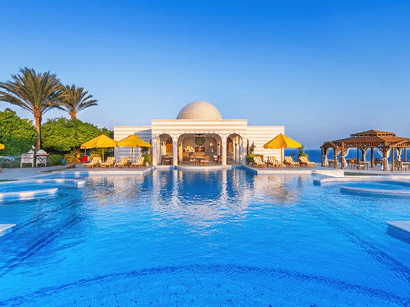 The Oberoi Beach Resort Sahl Hasheesh, Top Travel Destination