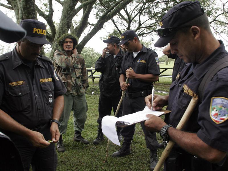Policing in Costa Rica