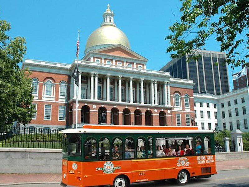 Boston Trolley