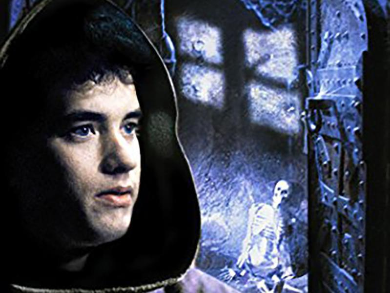 Hanks in Mazes and Monsters