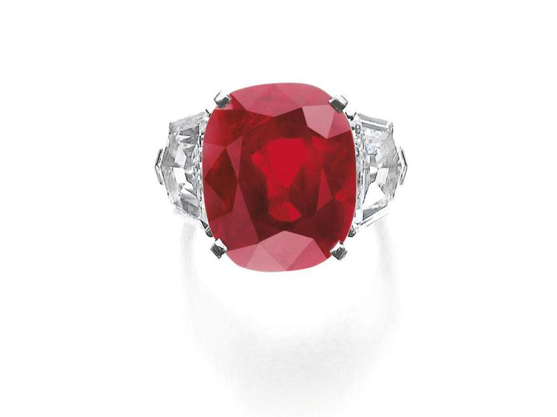 Most expensive ruby in the world, Sunrise Ruby
