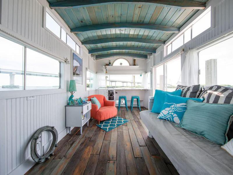 Private Boathouse in Charleston