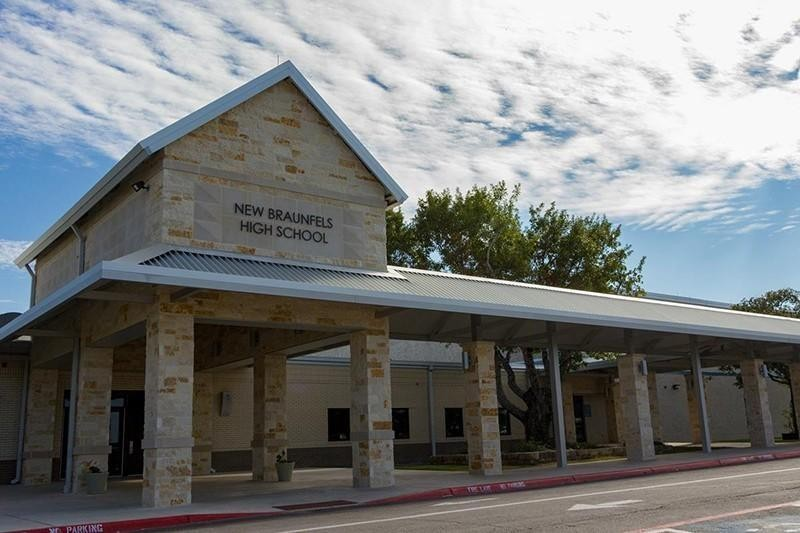 New Braunfels High School in Texas