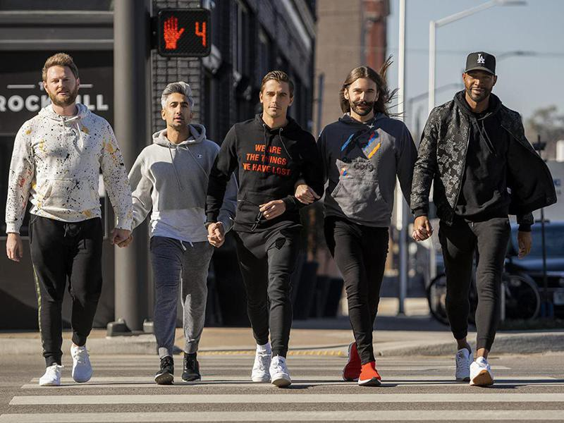 The Fab 5 of Queer Eye