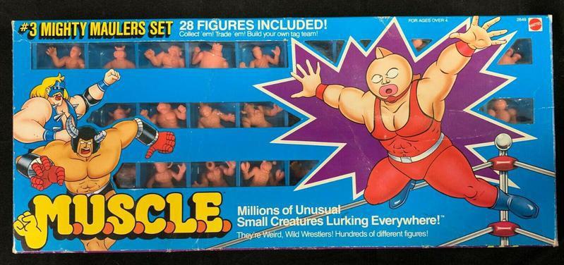 M.U.S.C.L.E. Packs