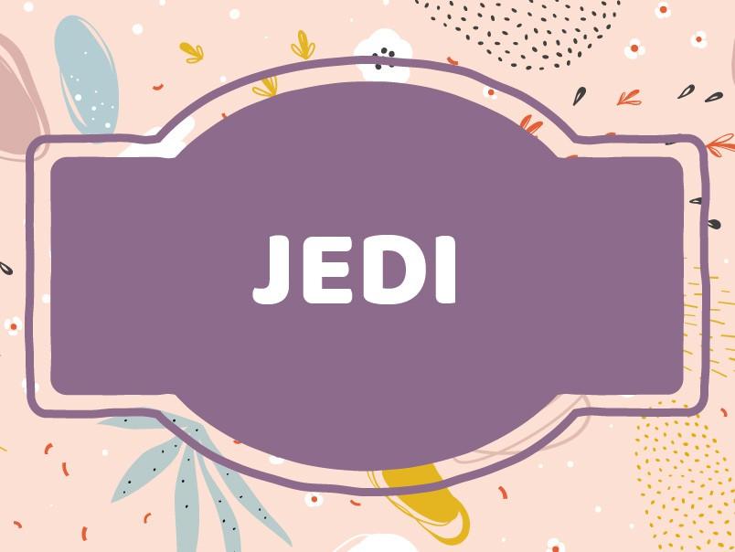 Cute J Baby Names: Jedi