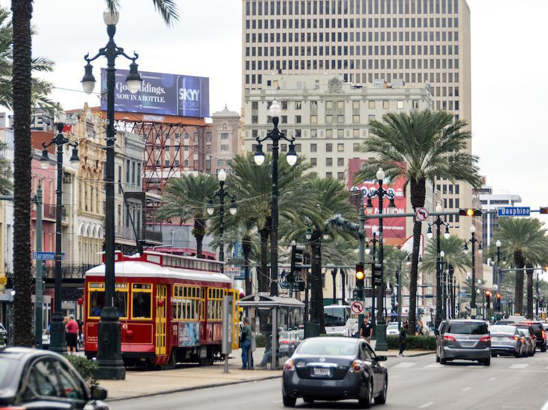 Modern New Orleans