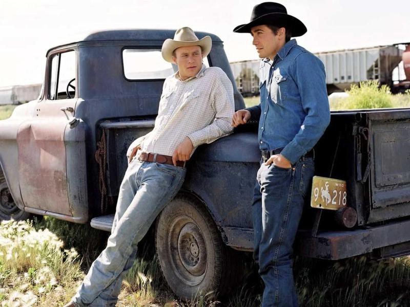 Wyoming: 'Brokeback Mountain'