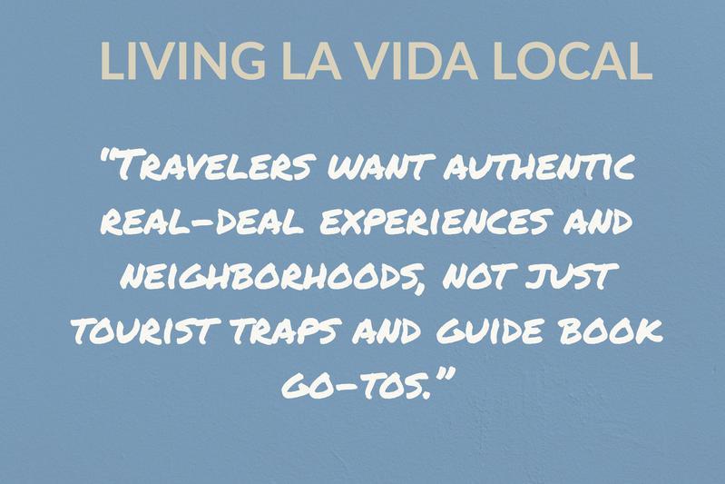 La Vide Local