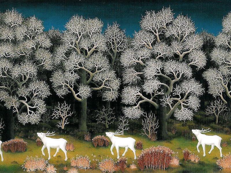 """""""Deer Wedding"""" by Ivan Generalic"""