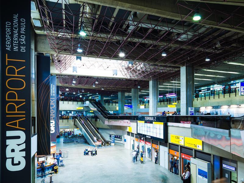 Sao Paulo Guarulhos International Airport