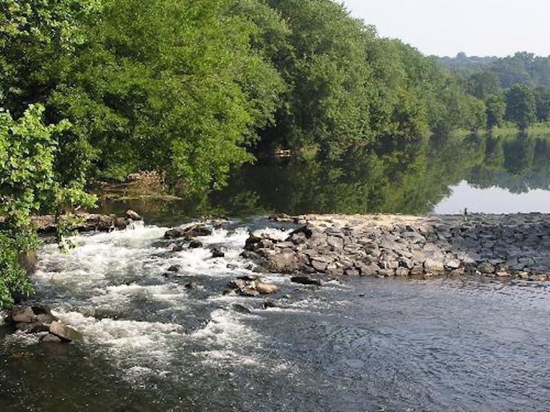Rockland Falls