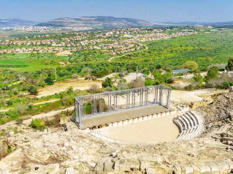 Sepphoris in Galilee