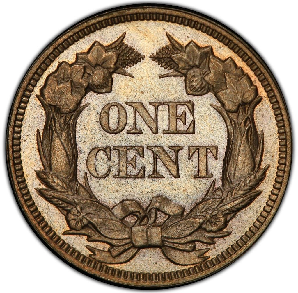 1856 Flying Eagle Penny