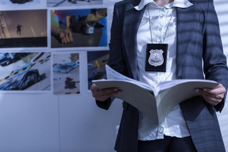 Police supervisor