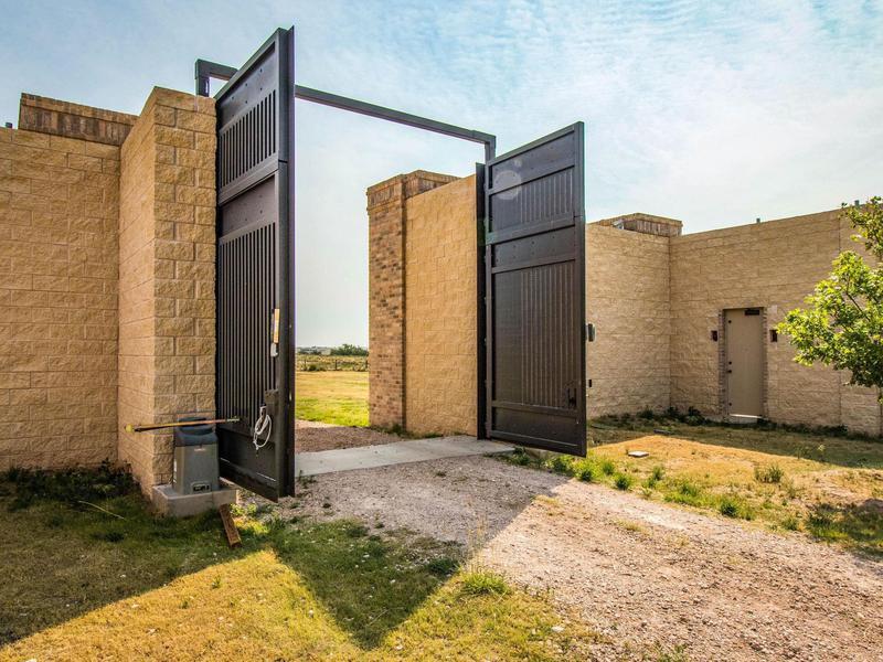 Texas prepper property