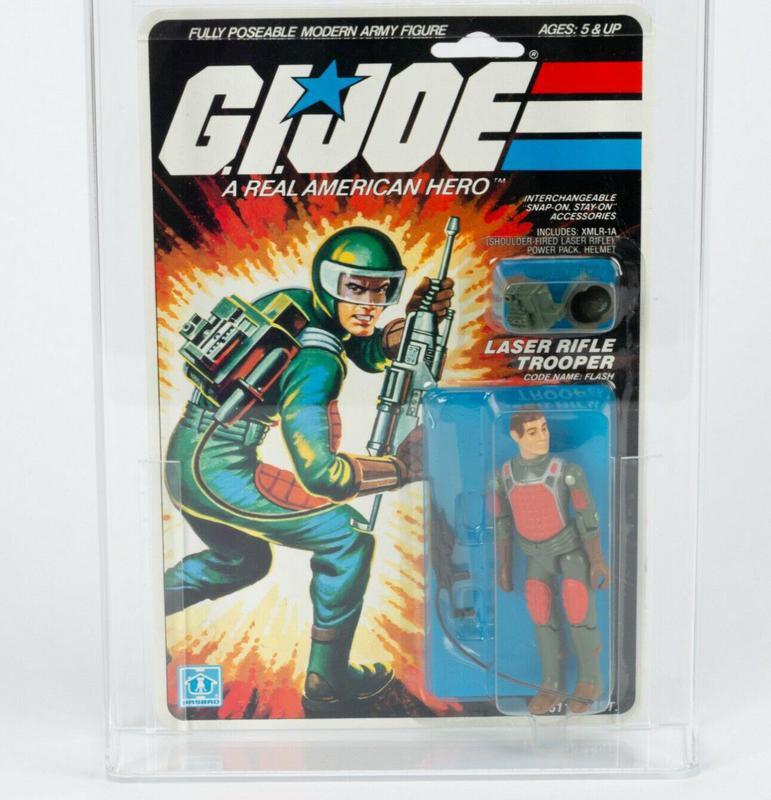 1982 Flash G.I. Joe