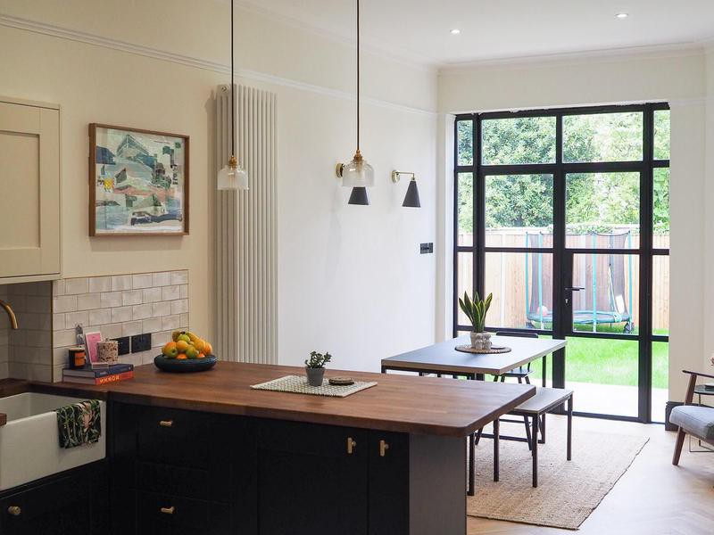 The Frugal Edwardian kitchen