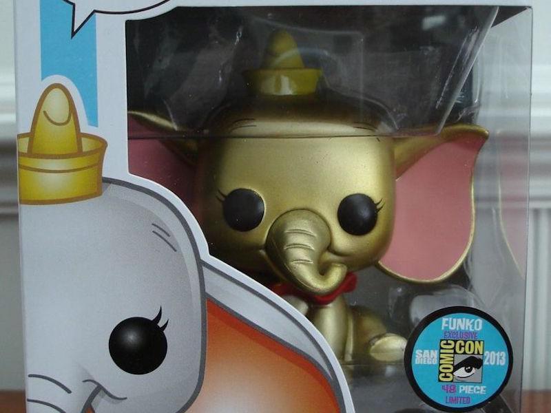 Dumbo Gold