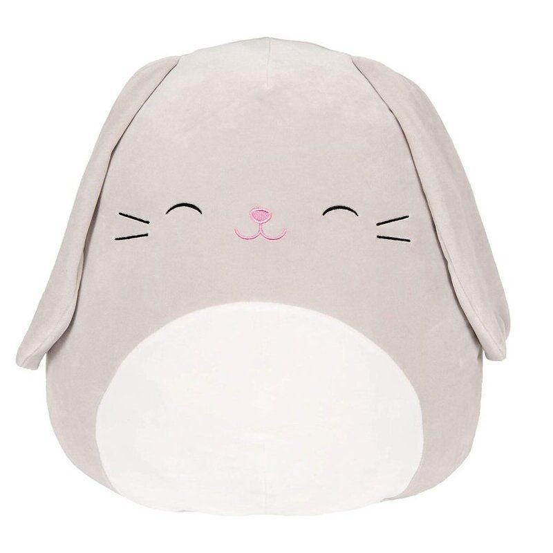 Grey Easter Bunny Squishmallow