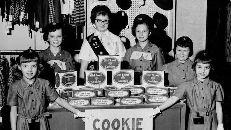 Girl Scouts in the 1960s
