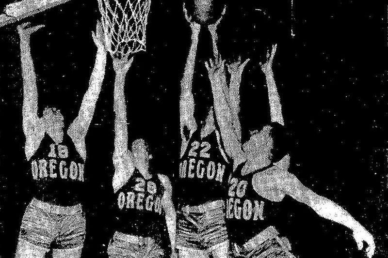 1938-39 Oregon Ducks