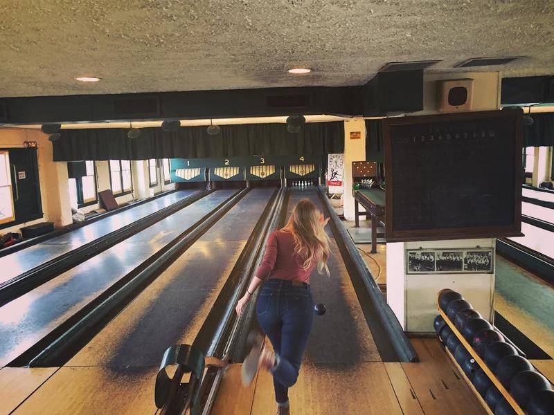 Action Duckpin Bowling