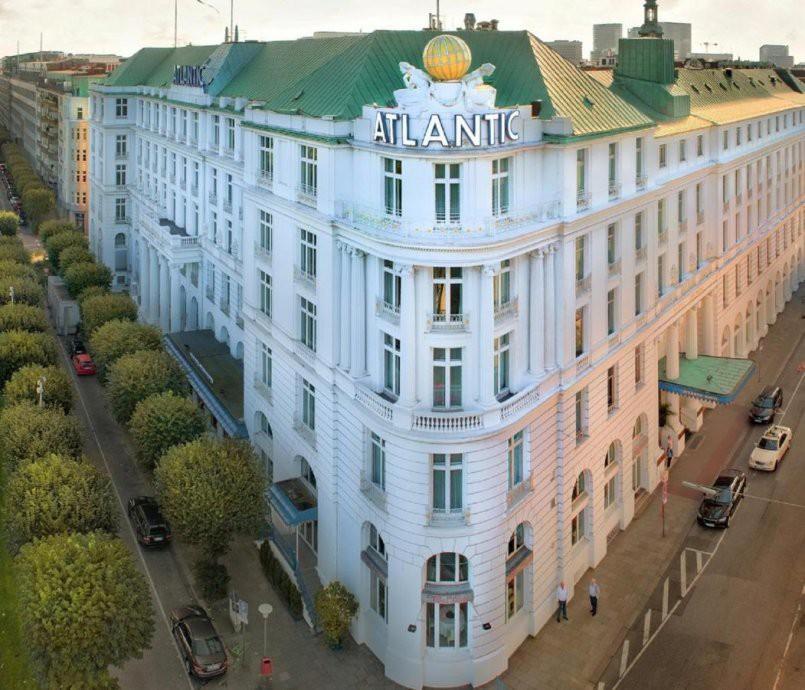 Hotel Atlantic in Hamburg, Germany