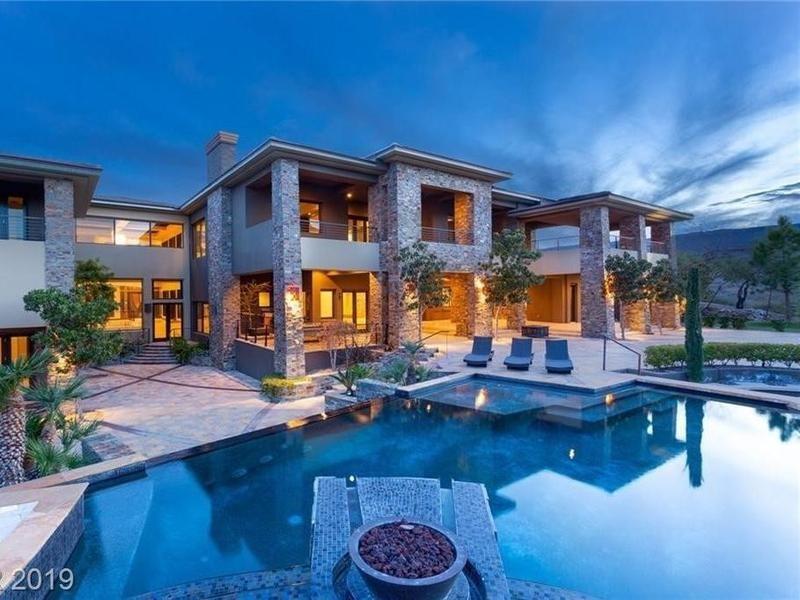 Las Vegas mansion