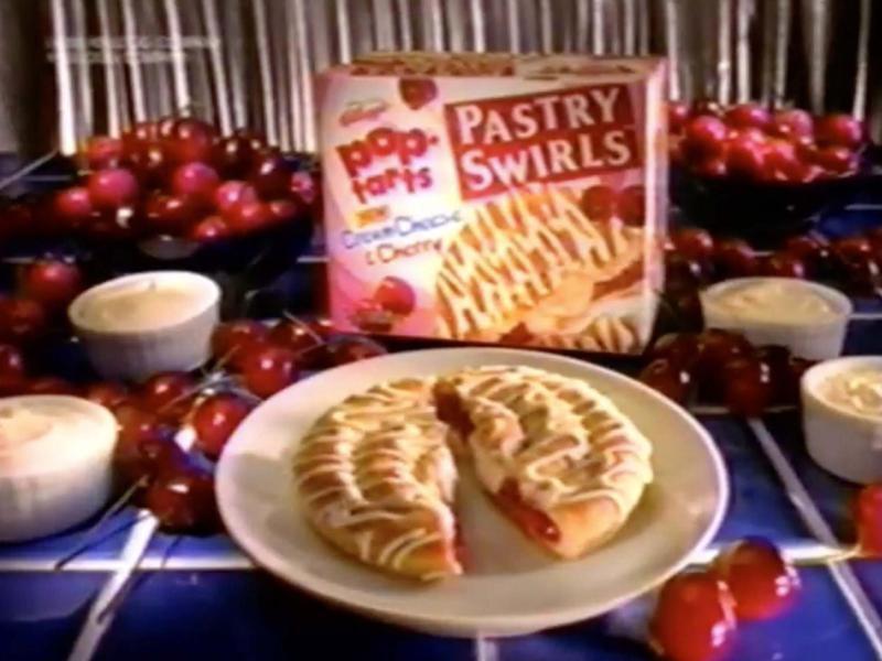Pop-Tarts Pastry Swirls