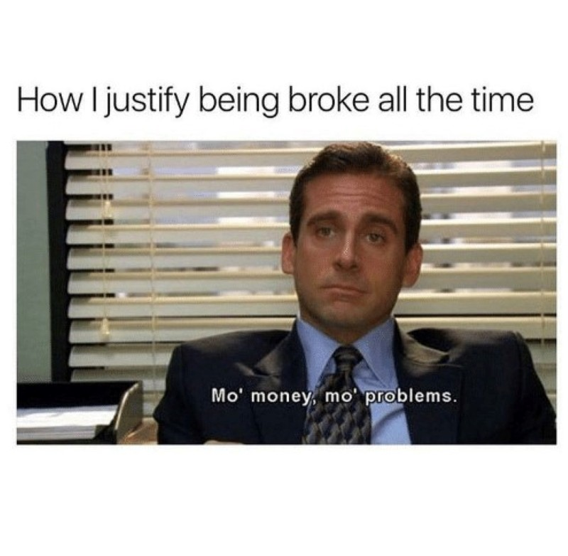 More money, more problems